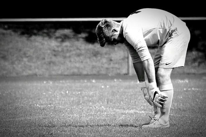 Baby ♡ Sport Football Keeper Blackandwhite Soccer