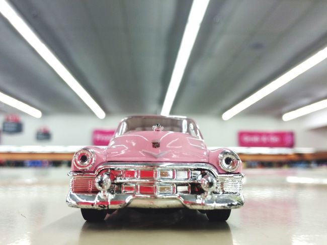 Pink Cadillac Iconic Cvs Classic Car Toy Car Toy Photography