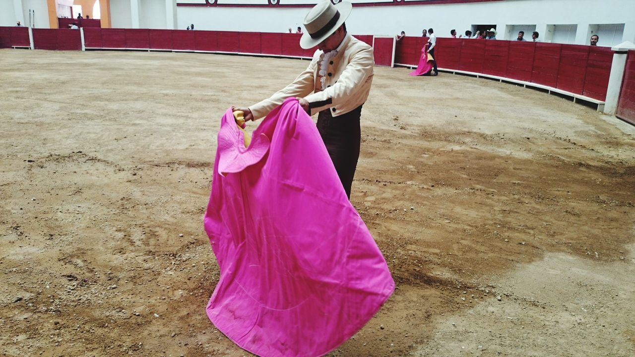 Mi zurdo Gerardo Solís Toreros