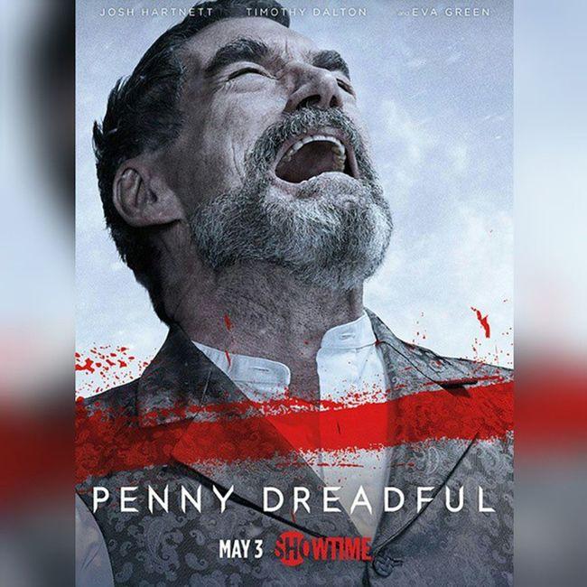 Penny Dreadful yeni sezon 3 mayista... New season may 3. Pennydreadful Evagreen Joshhartnett Showtime tvseries dizi poster fear blood epic