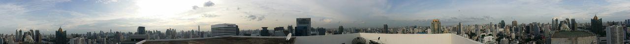 Hello World Bangkok Clouds And Sky Enjoying The View Taking Photos Thailand Bangkok Skyline Thailand_allshot Relaxing