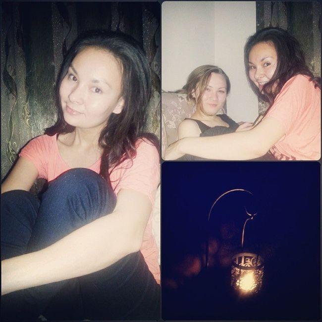 Вечер дня рождения в компании с Bestfriends @meirambek208 @marikaaxaxa и @diyashka_tasbulatova 16november 16112014