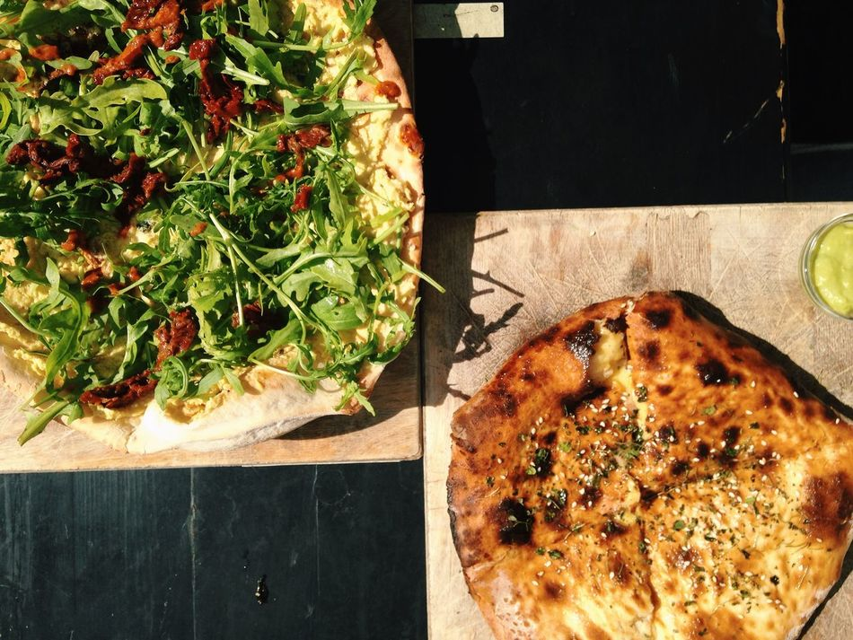 Beautiful stock photos of pizza, Berlin, Day, Directly Above, Food