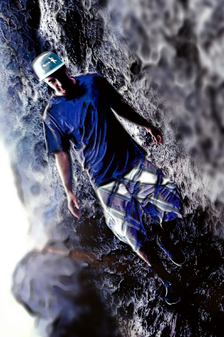 Cliff Climbing Running The Tide X😨w😦x Notes From The Underground