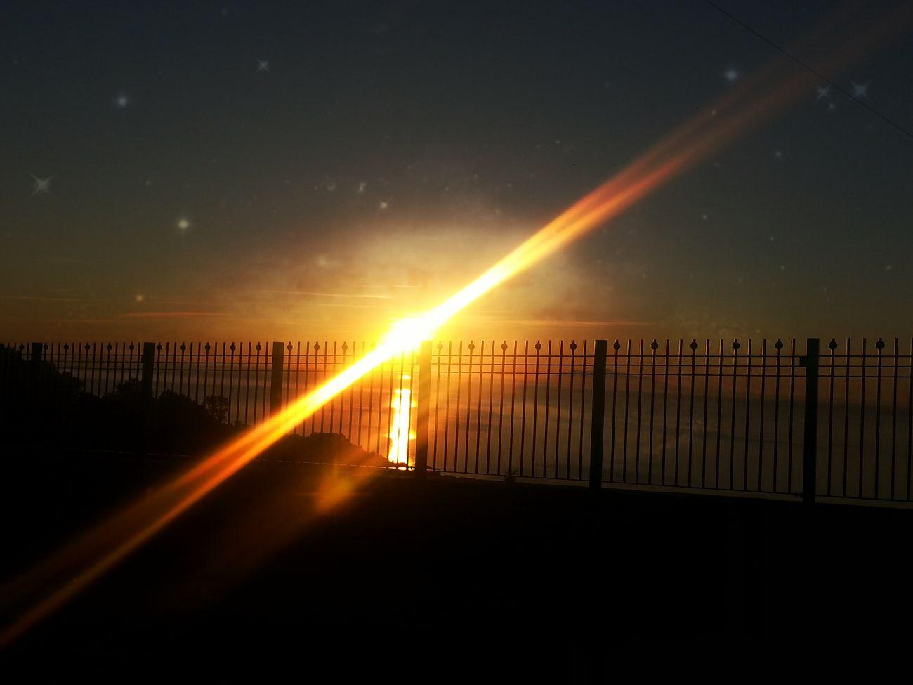 Le jour se lève. ... Enjoying The Sun Sky Sunset_collection Sun_collectionSun_collection