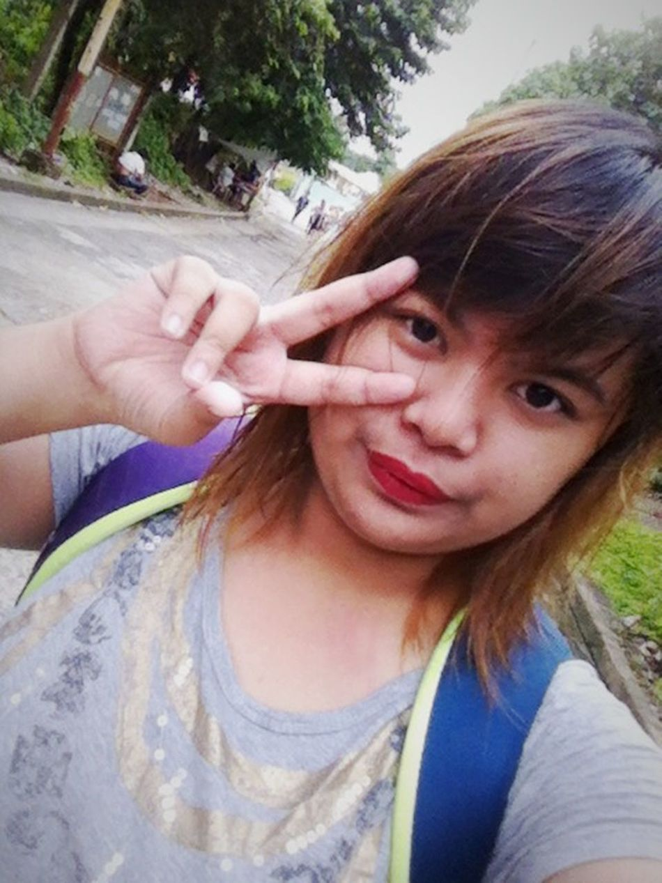 Hi! Want some red? 🙋💄👑💋👸 QueenHugot That's Me Hello World Beautiful Selfie ✌ Goodnight Eyeem Philippines Red Lips