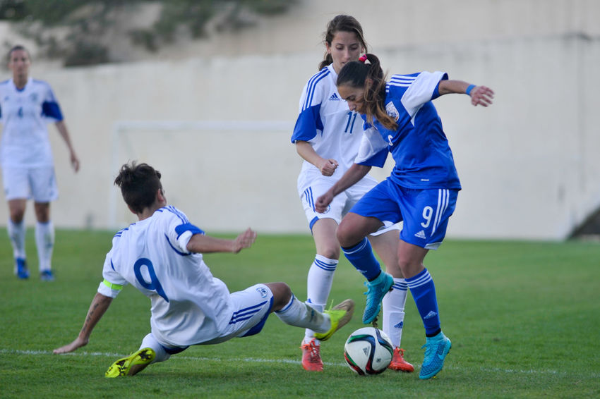 Israel women National football team win 1-0 against Cyprus women National footbal team in the last game for the 2nd Aphrodite Cup in Limassol,Cyprus on 16.03.2016 0-1 16.03.2016 2nd Aphrodite Cup CYPRUS FOOTBALL ASSOCIATION Cyprus Women National Football Team Israel Women National Football Team Limassol Cyprus
