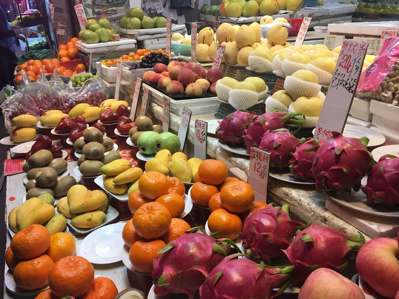 Freshness Market Stall Food And Drink Fruit Healthy Eating Food Variation For Sale Vegetable Colors Market Retail  Abundance Outdoors Choice Multi Colored Day No People Pomegranate Blood Orange