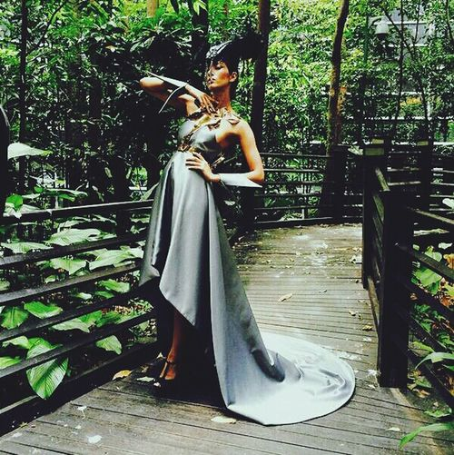Throwback I-STYLE KLIA 2014, my team got 2nd place for it. Fashion Fashion Photography