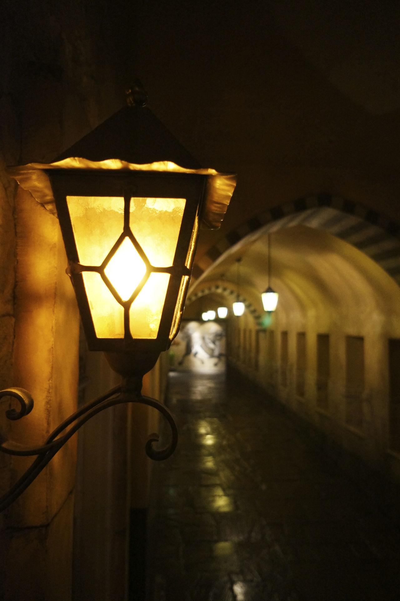2012 Electricity  Lamp Light Light And Shadow Lighting Equipment Night Street Light Tunnel Wall Lamp トンネル ランプ 夜