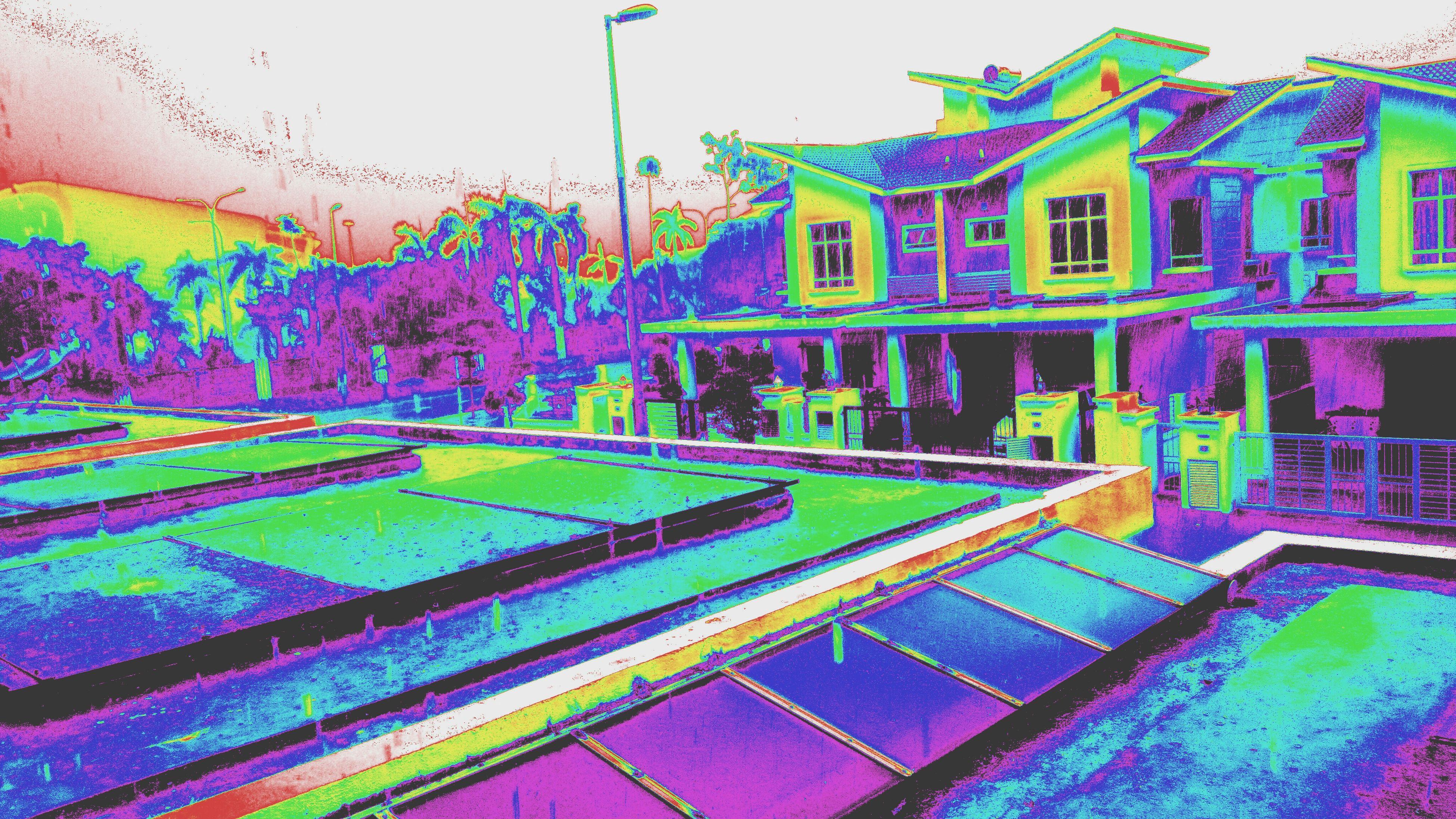 real? Color Explosion Shah Alam 3belas