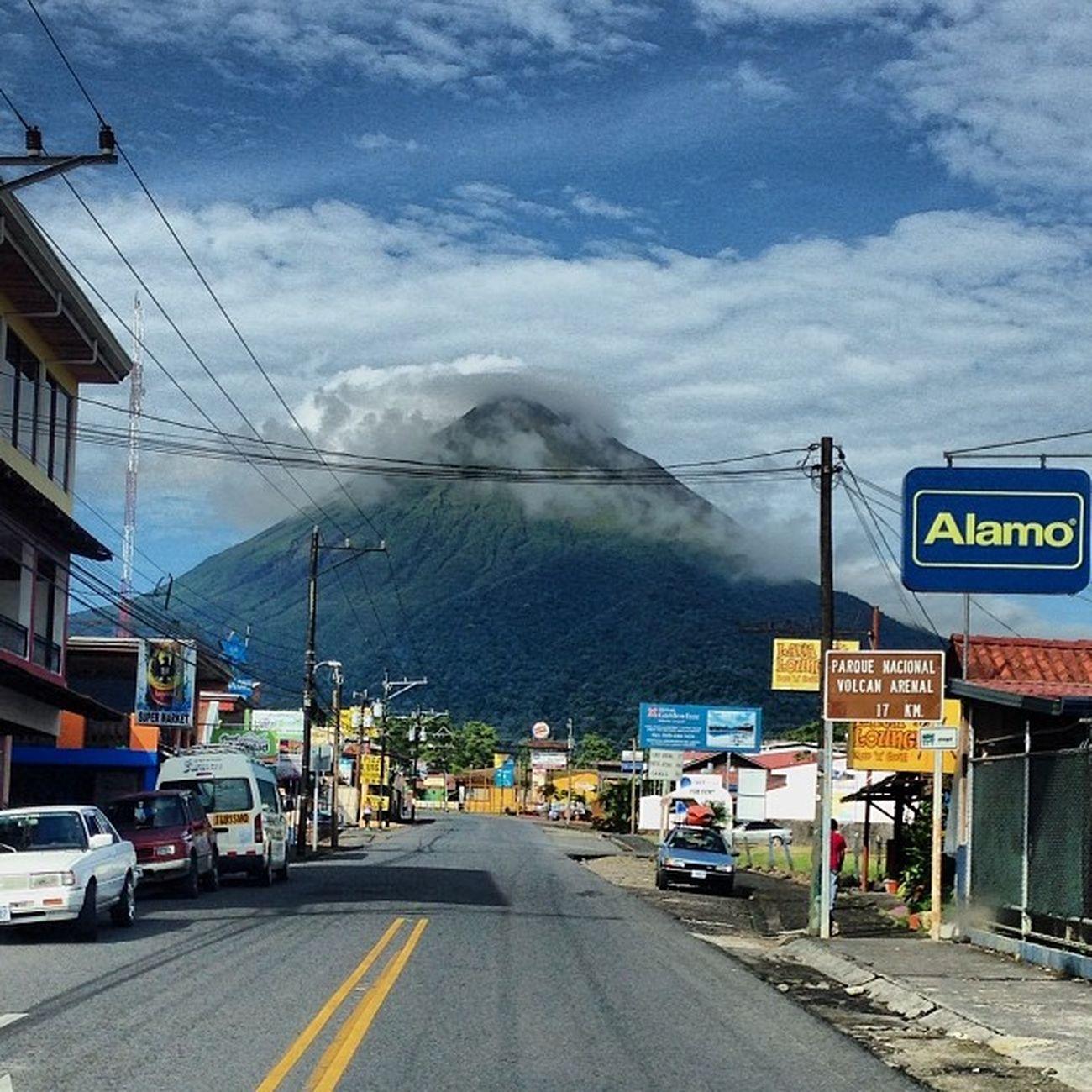 Volcano Arenal  Costarica Puravida