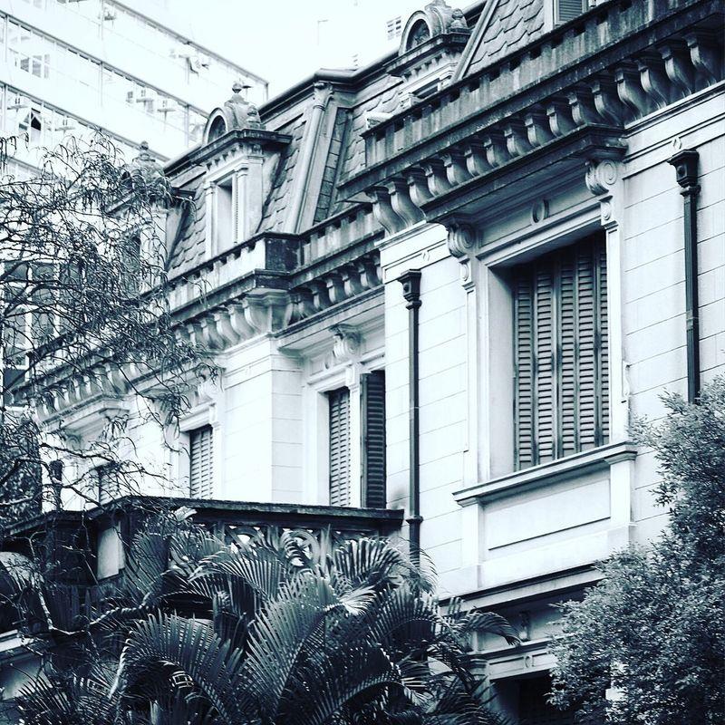 TakeoverContrast Architecture Casadasrosas Sao Paulo - Brazil AvenidaPaulista City Building Exterior Travel Destinations Famous Place History