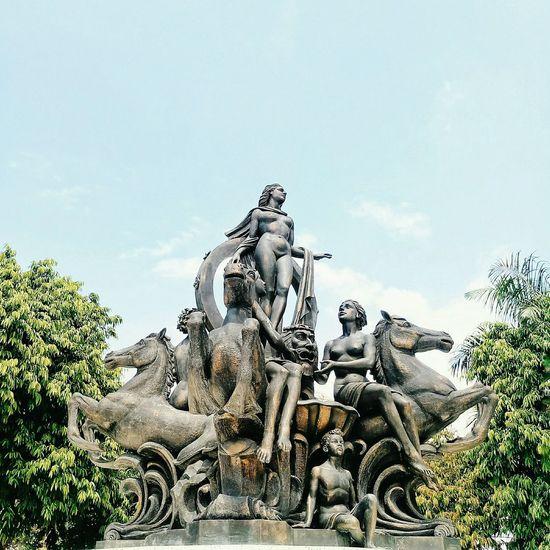 Architecture Travel Destinations City Statue Statues Close-up Sculpture