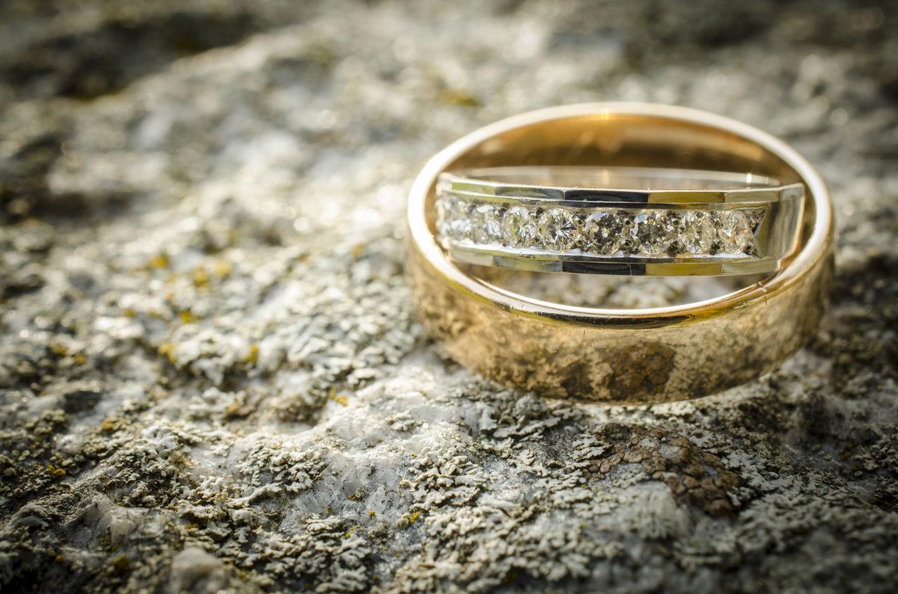 Rings Wedding Stone Juwelry