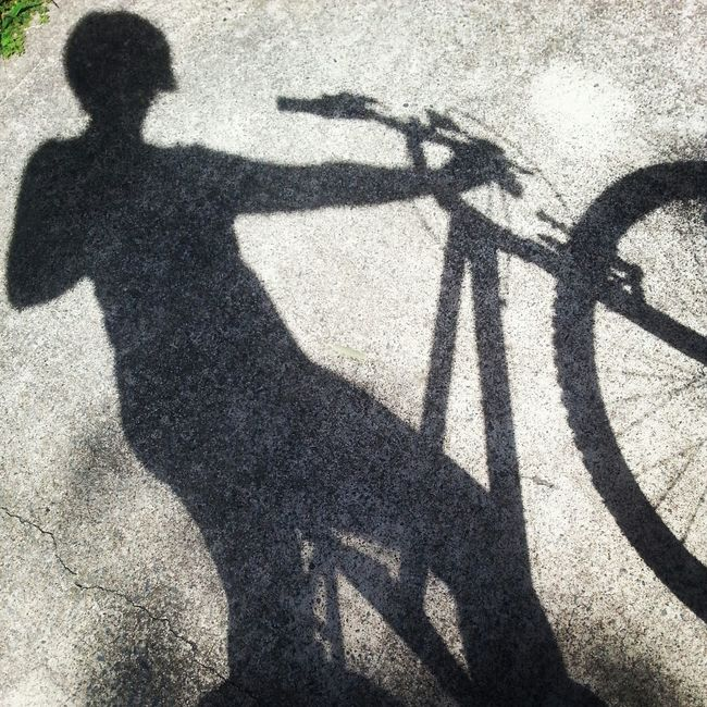 On Your Bike Shadowplay That's Me