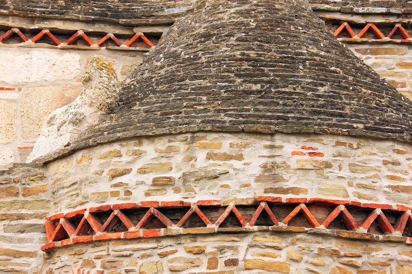Architectural Detail Architecture Architecture Architecture_collection Day Densus Church. Densuș Details Europe Inscription Latin No People Religious Architecture Religious Place Roman Romania Ruins