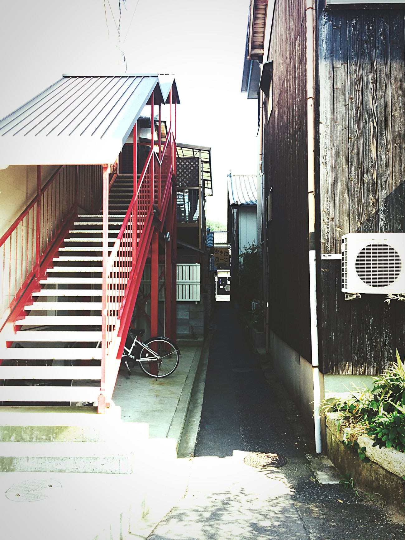 Cafes in alleyways JapanLife Travel Photography Streetphotography EyeEm Best Shots Summer Island Holiday POV
