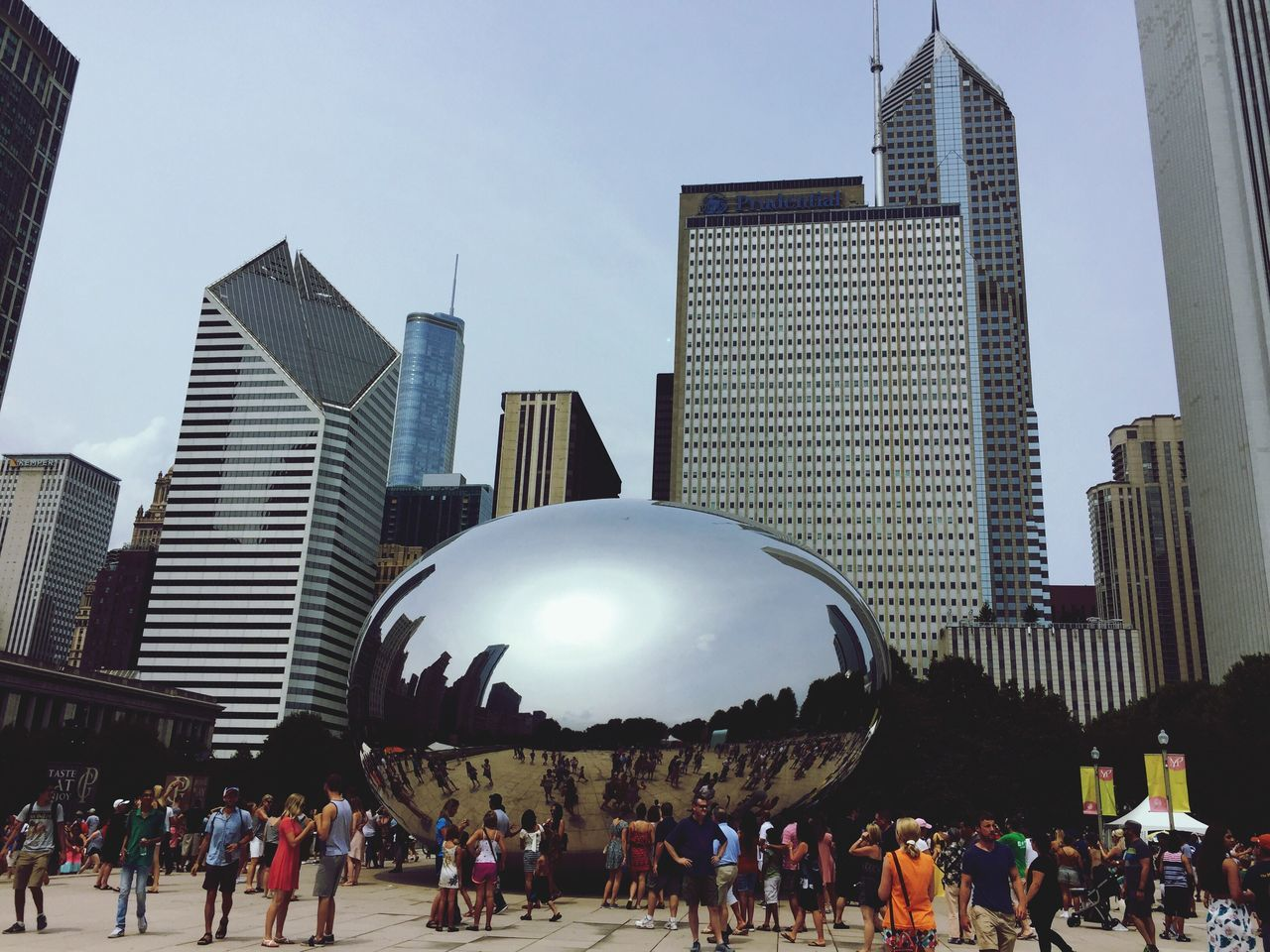 Abstractart The Bean Cloud Gate Chicago Chicago Street Photography Reflection Reflections