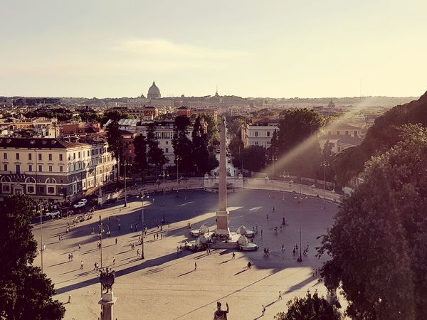 Outdoors Day City Rome Vacations City Spirituality Travel Destinations Architecture Religion Sculpture Built Structure EyeEm Selects The Week On EyeEm