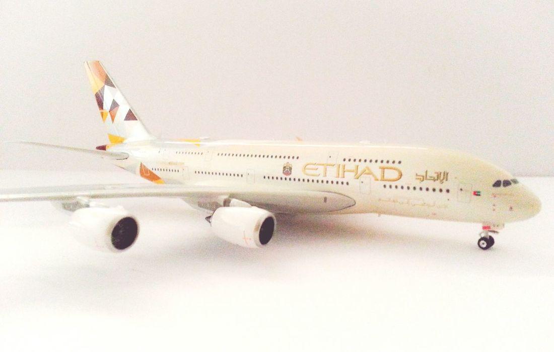 Airbus A380 Etihadairways Aircrafts