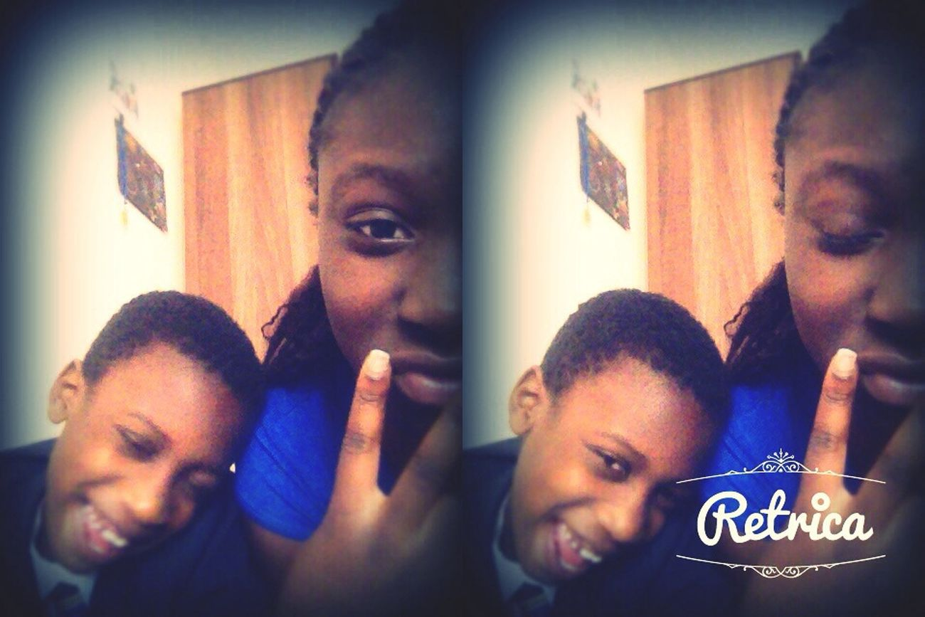 Selfie With The Brother