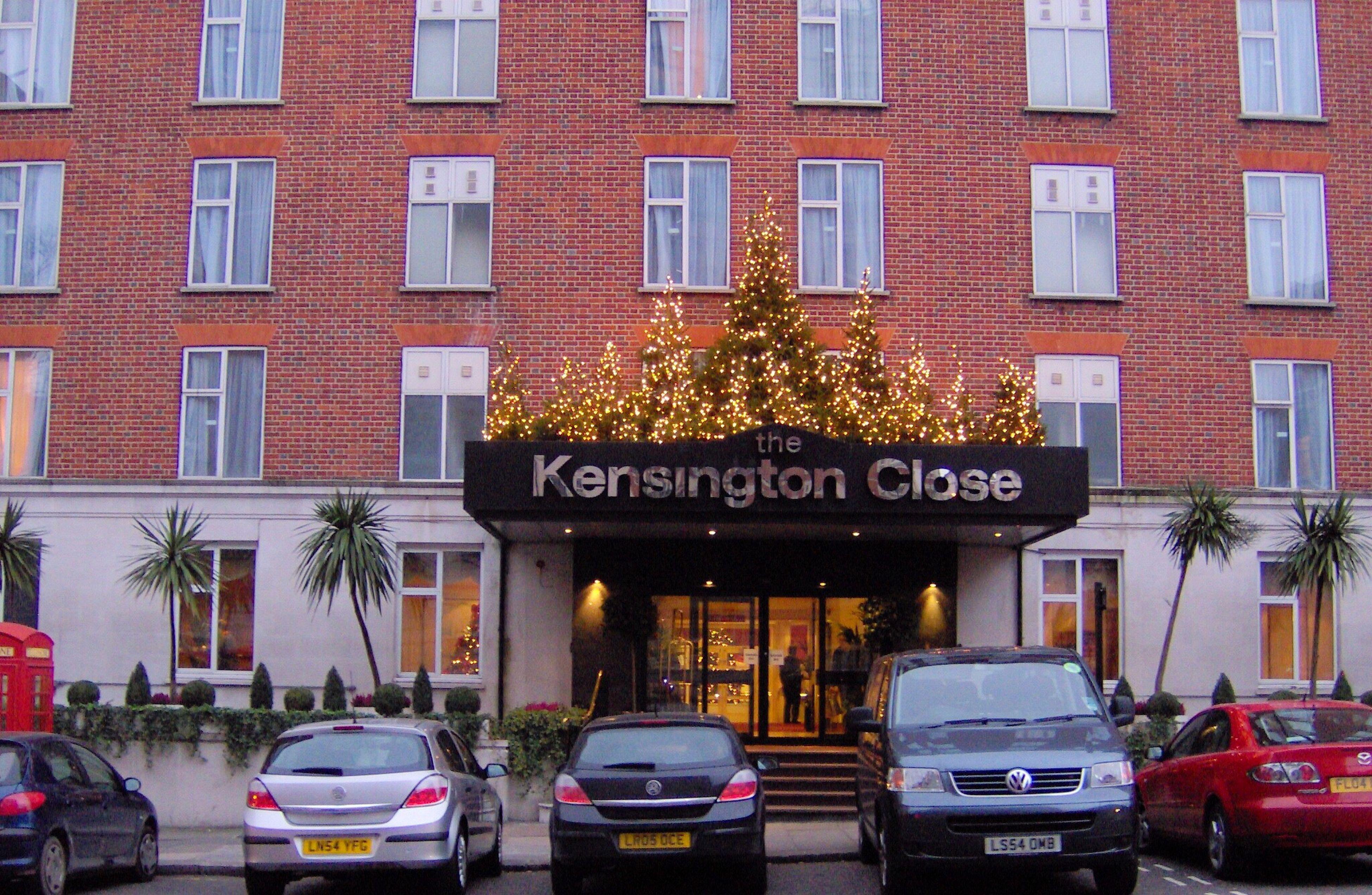 Kensington Hotel London England