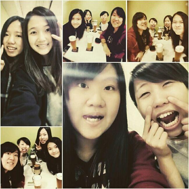 妳是我的小呀小蘋果,怎麼愛妳們都不嫌多????20150212 First Eyeem Photo Gilrs Just Friends