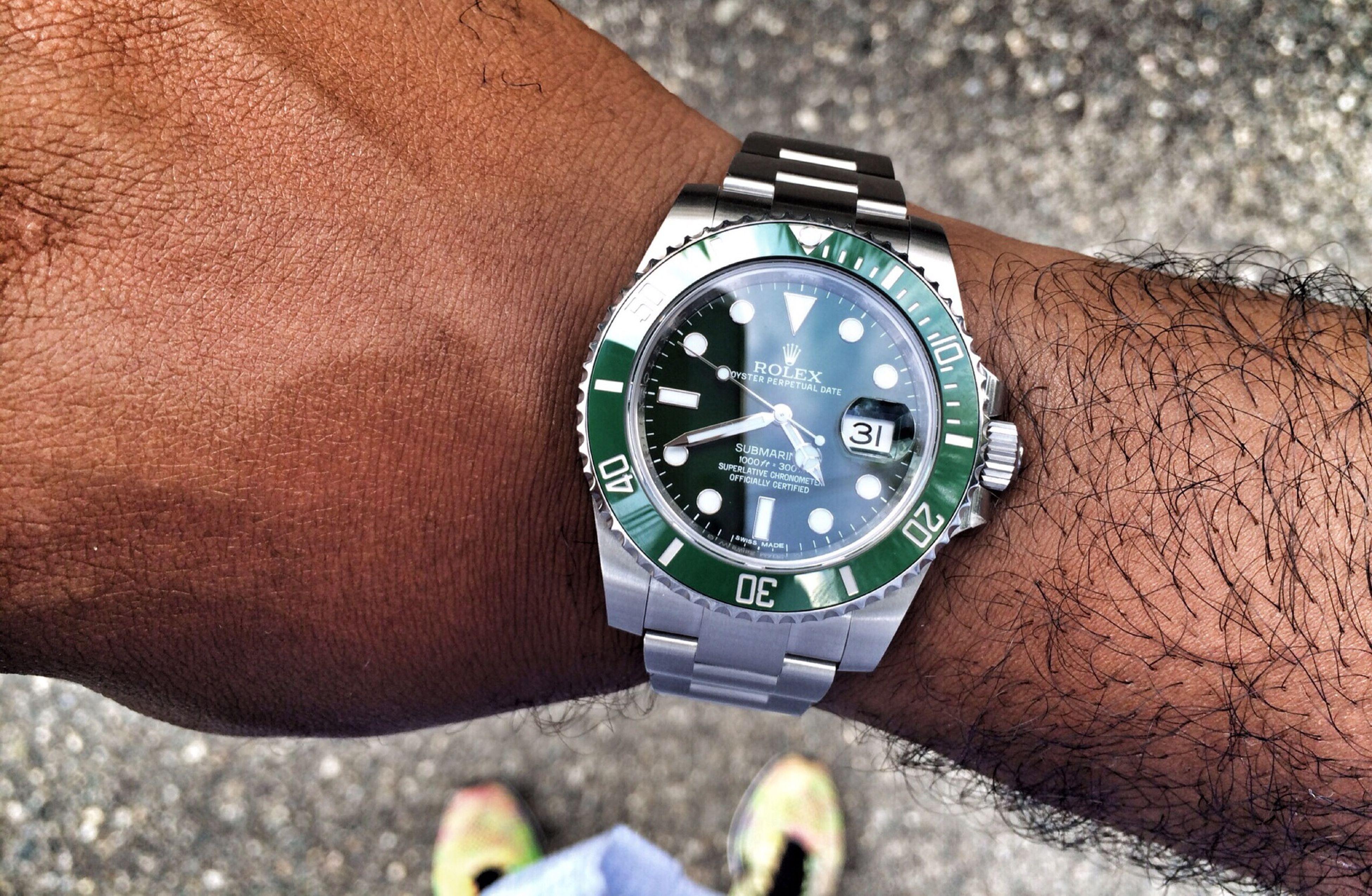 Rolexx Watch Success