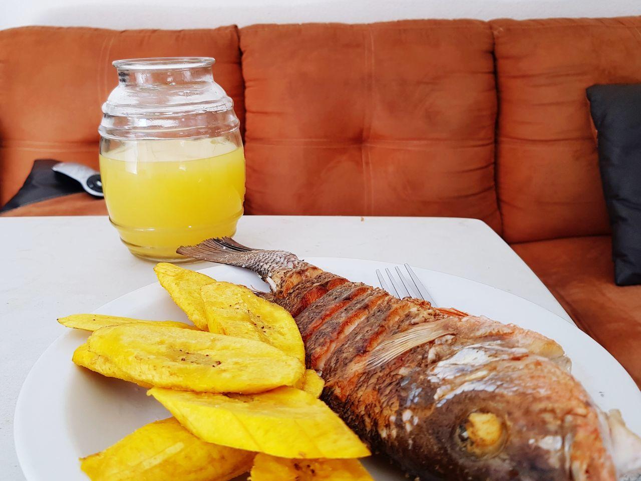 Cubera Para El Desayuno. First Eyeem Photo