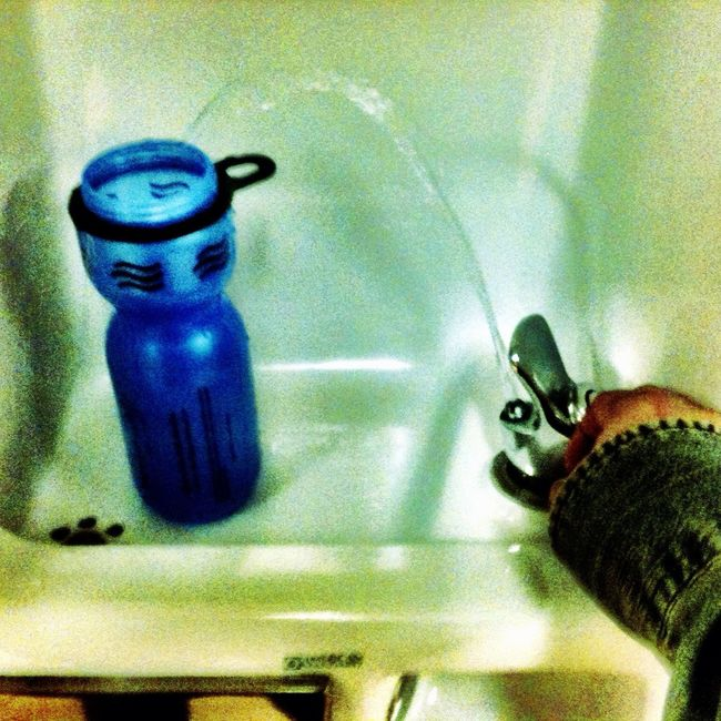 filling the bottle in Toronto Filling The Bottle