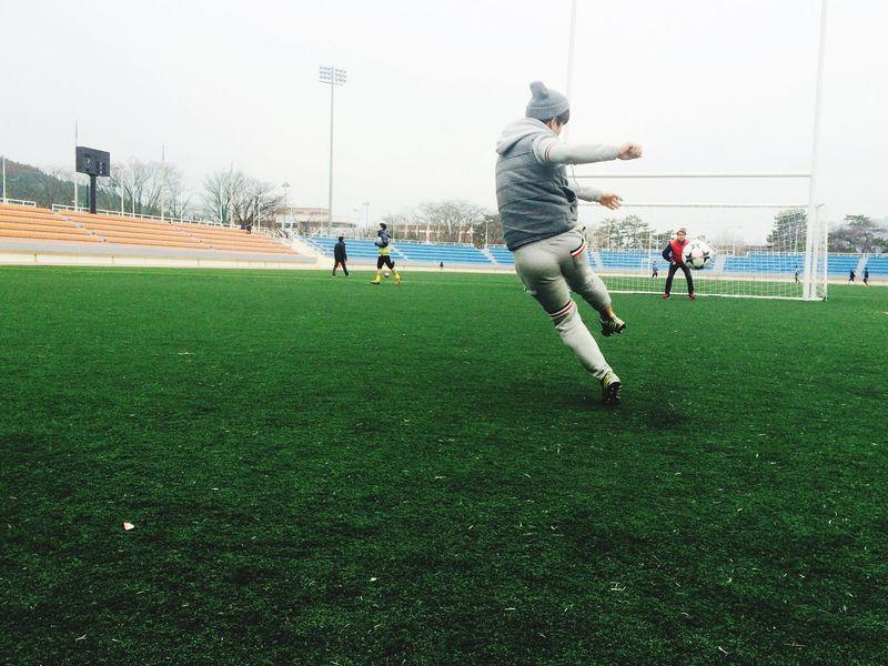Football Shooting