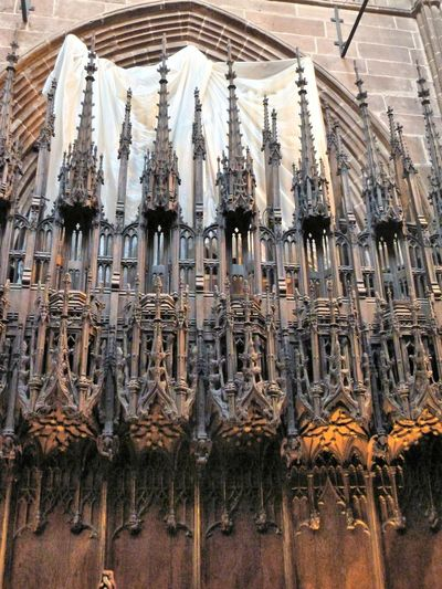Holy Ghost Choir  Church Organ Church Organ Pipes Culture Ghost Ghostly Ghostly Apparition Ghosts Ghoul Ghoulish Ghouls God God's House Haunted Haunted House Houses Of The Holy Organ Religion Rood Rood Screen Spectre Spirituality York York Cathedral Yorkshire