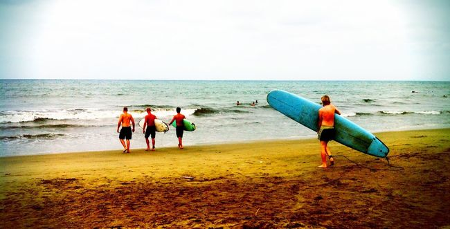 Being A Beach Bum Surfers Surfing Traveling Catch Up !  Mexico People And Places