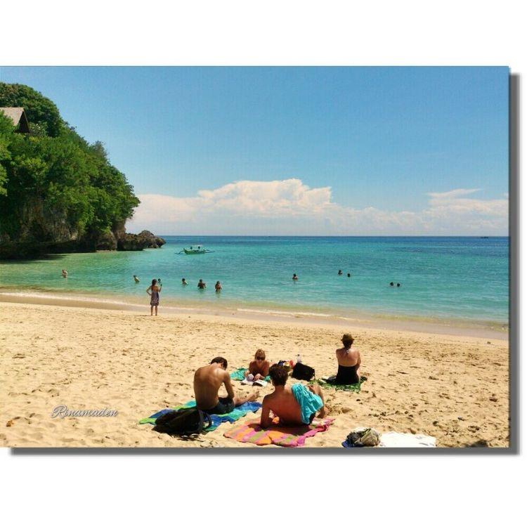 Nature EyeEm Best Edits Padang Padang Beach - Bali Landscape