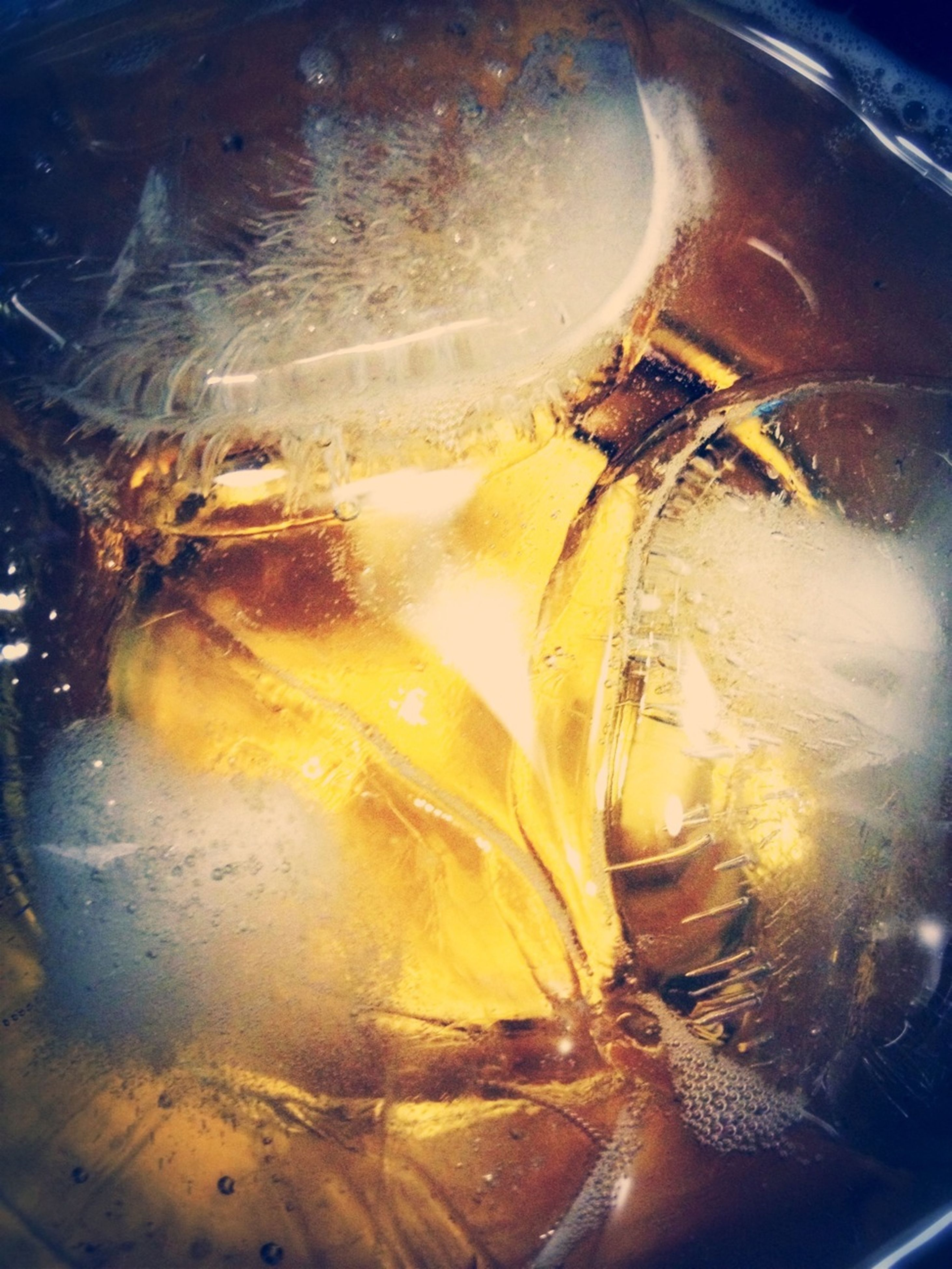 transparent, water, close-up, glass - material, motion, reflection, wet, no people, yellow, drink, refreshment, nature, splashing, transportation, sunlight, drop, indoors, glass, freshness, long exposure