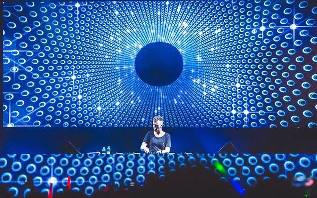 Nicky in the blue. @nickyromereo Ultra UMF Musicfestival Edm Protocol L4l