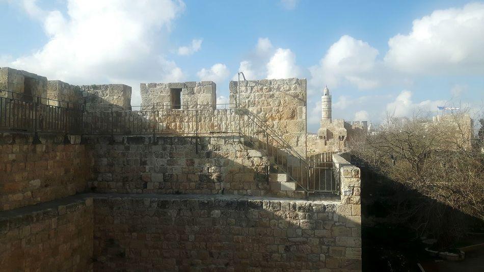 Jaffa Gate King David Tower Rampart Rampartswalk Ramparts Jerusalem City Wall Jerusalem Jerusalem Israel Tourism Ramparts Walk Sightseeing Above Jerusalem Dicover Your City