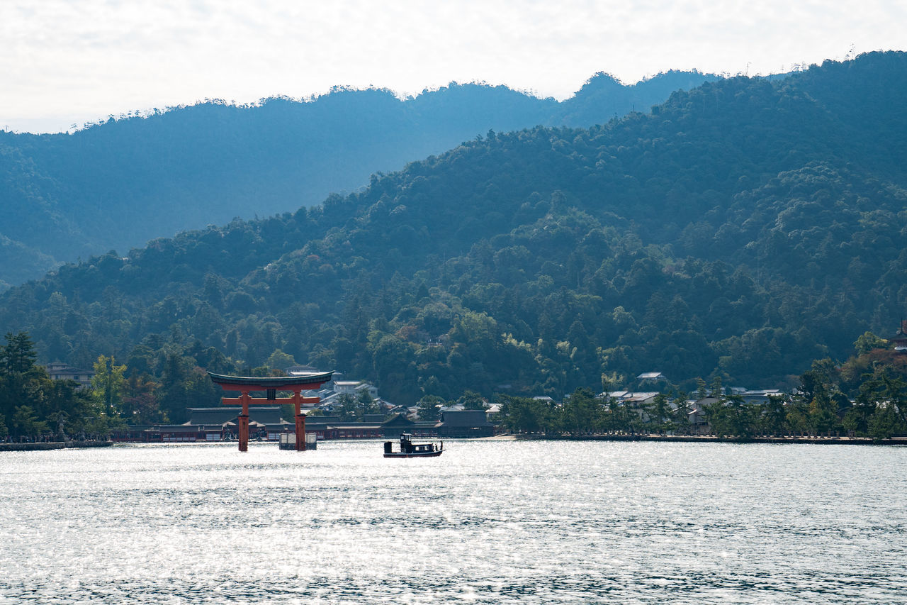 Countryside Day Hiroshima Hiroshima -Miyajima Hiroshima,japan Miyajima Nature Outdoors Sea