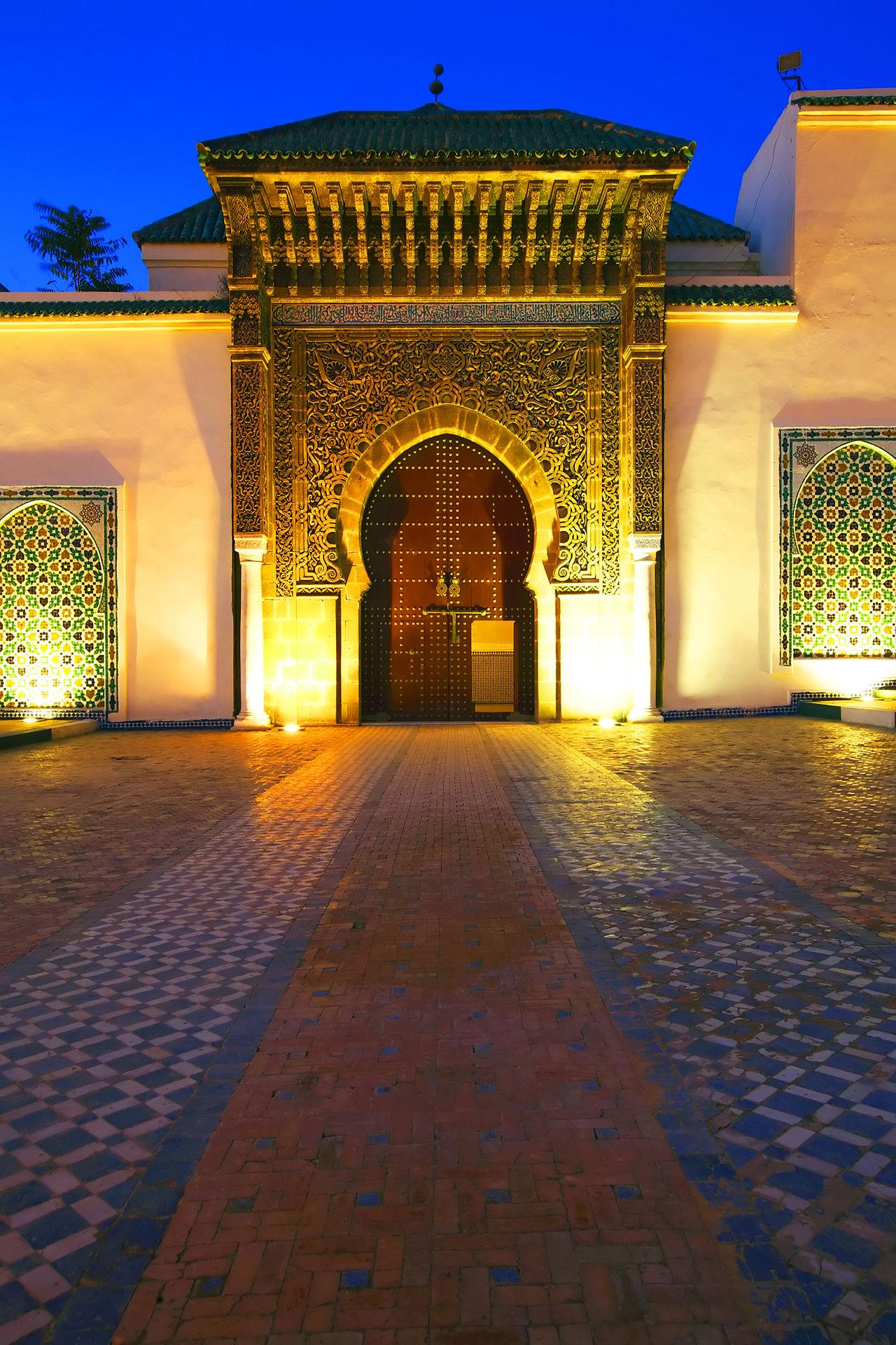 Africa Architectural Detail Architecture Architecture_collection Blue Hour Meknès Meknès City Meknès Trip Morocco Morocco Travel Morocco_travel MoroccoTrip Outdoors Travel Travel Destinations Travel Photography