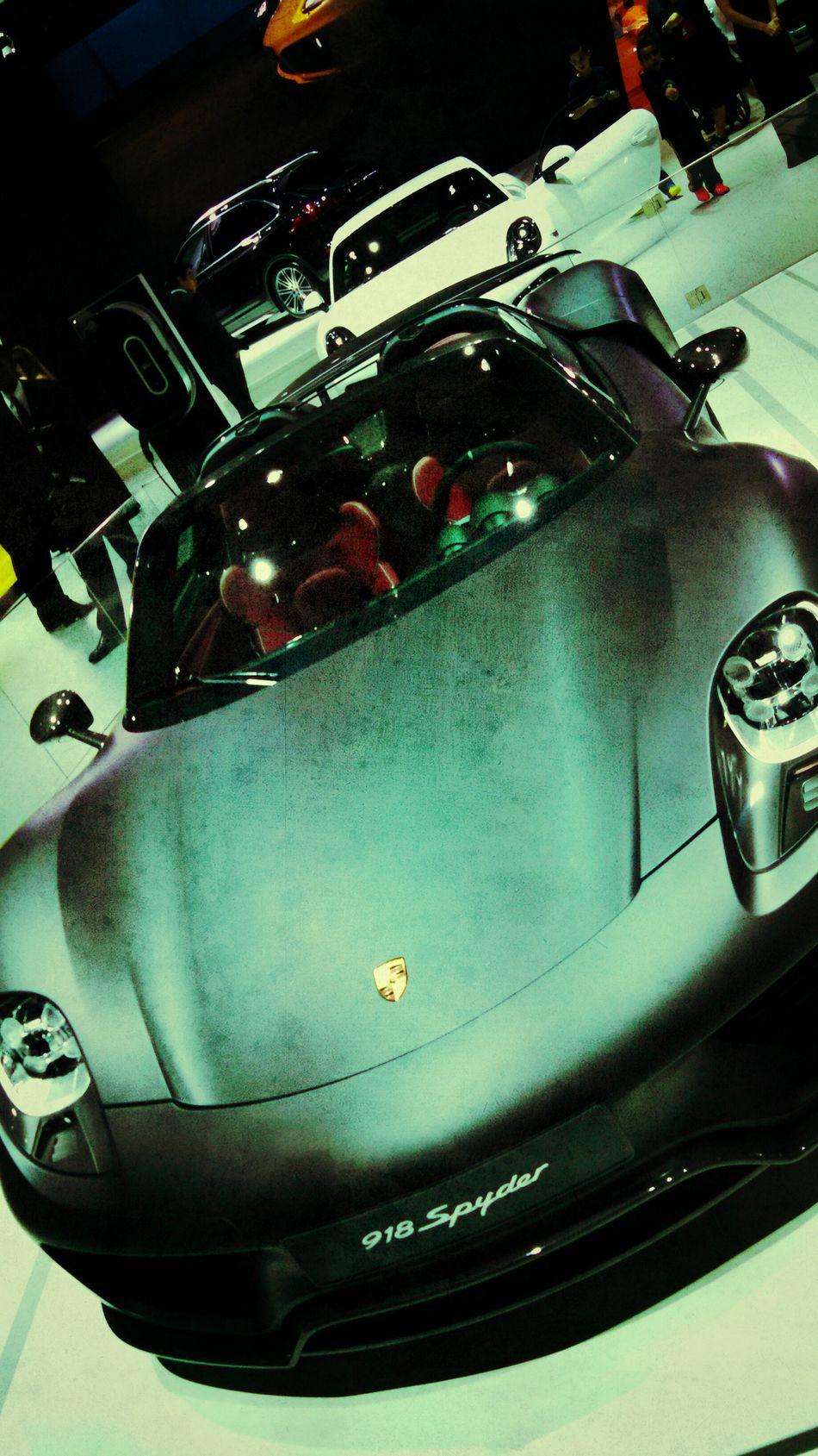 Porsche Porsche 918 Spyder Carsofeyeem Carshows