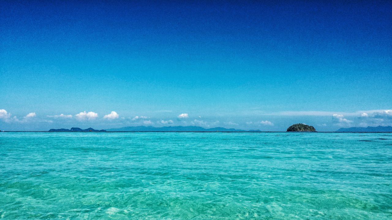 Thailand Beach Clean Water Showcase: January Ko Lipe Koh Lipe Water Clear Water Ocean Andaman Sea ASIA Afternoon Southeast Asia Outdoors Southern Thailand Seascape Blue Sky Landscape Satun Province Satun Spotted In Thailand Malacca Strait