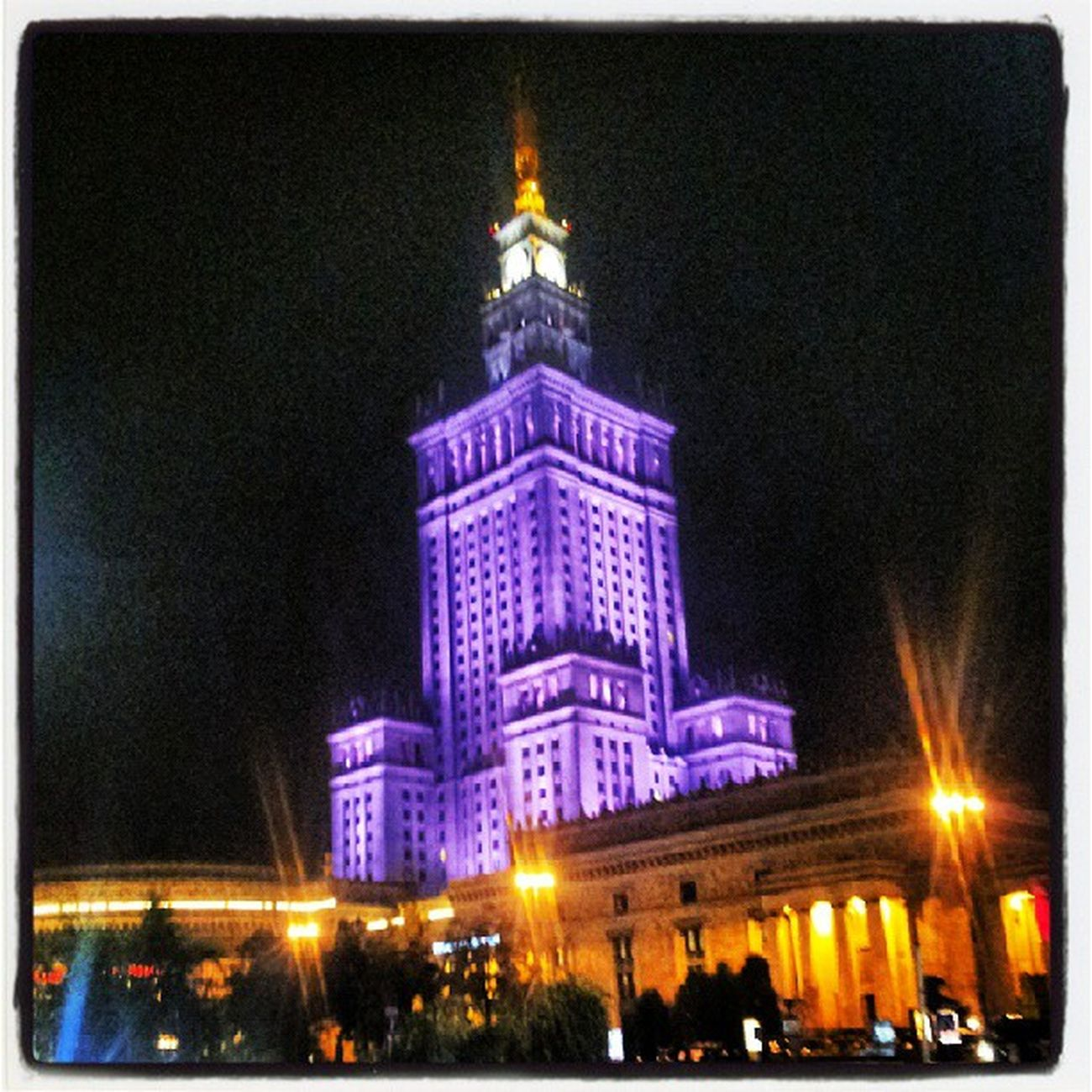 Palackultury Warszawa  Warsaw Palaceofculture capitolcity like4like shot picoftheday