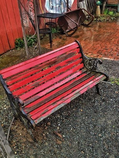 Weathered #thecrudteam Collabs_Unlimited Wicked Benches