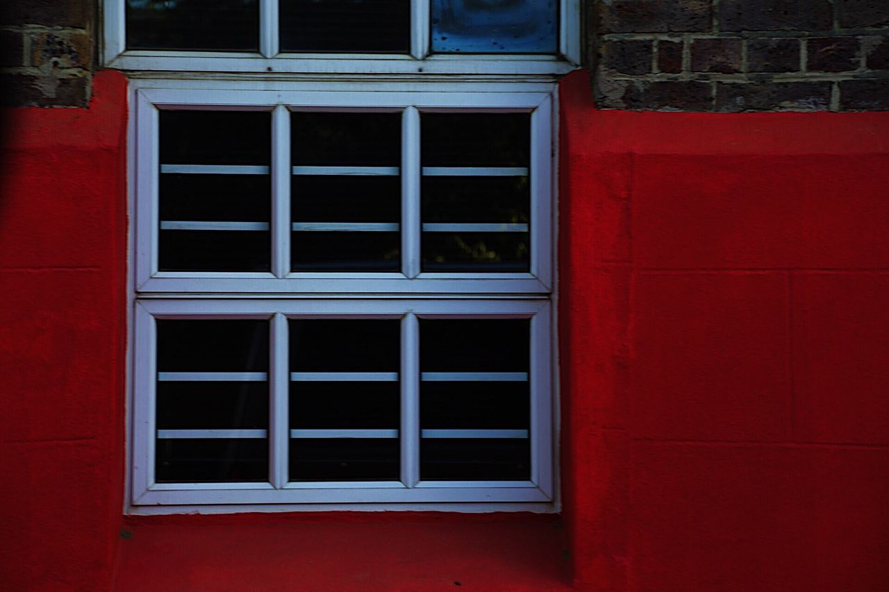 Building Exterior Window Architecture Red Built Structure Outdoors No People Day Architecture Building Close-up Facade Detail Bricks Details Details Textures And Shapes