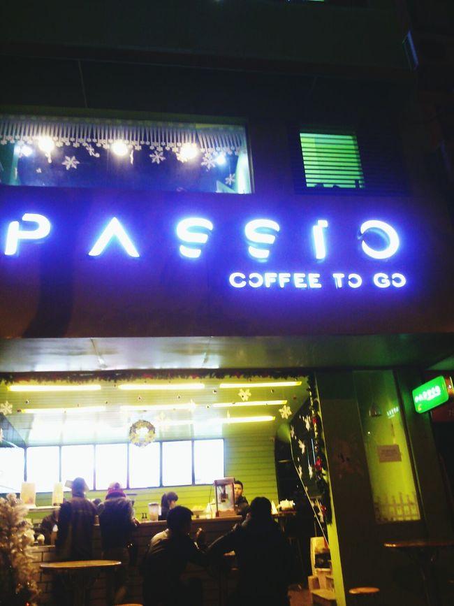 Coffee Takeaway Countdownto2014 W/friend