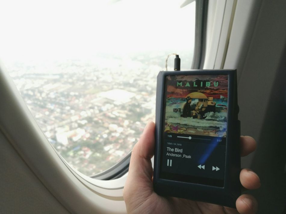 Fly with Paak., EyeEmNewHere Lifestyles No People Plane On The Plane On The Plane ✈ Music Astell&kern