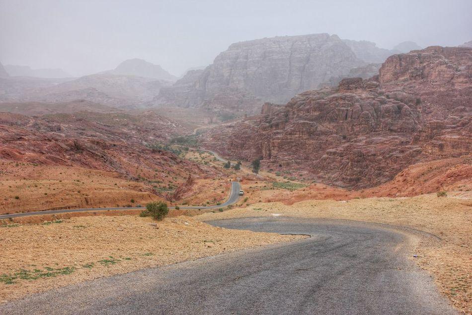 Beautiful stock photos of road, Arid Climate, Asphalt, Curve, Day