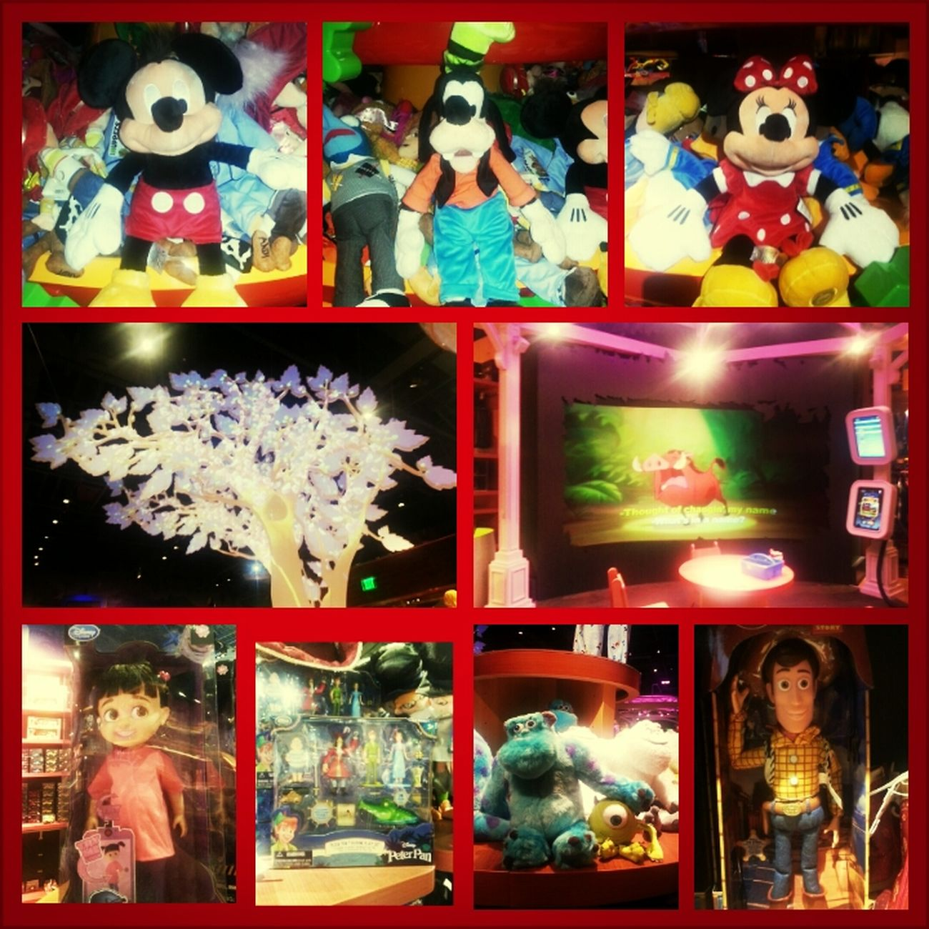 Disney Store Alamoana