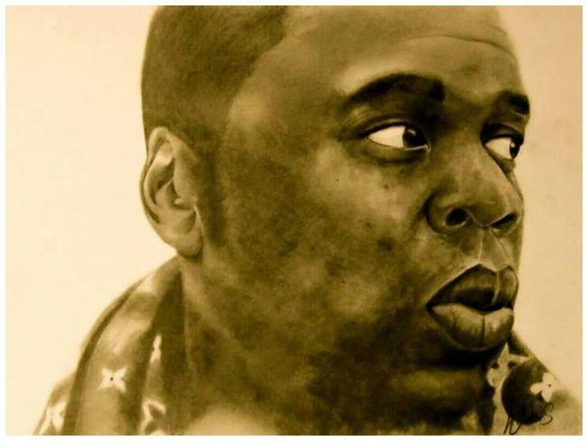 Pencil portrait of Jay-Z I did. Pencil Drawing Pencildrawing Pencil Portrait Art Jay-Z  Pencilart HipHop Art, Drawing, Creativity Portraits ArtWork